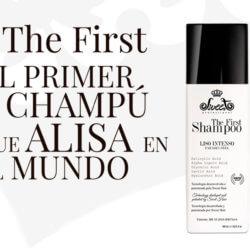 The First Shampoo Alisador